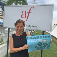 Evelyn Gasse is the Director of Alliance Francaise in St. Lucia and the Eastern Caribbean. image