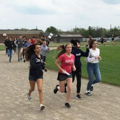CCVI students on track to make a difference. image