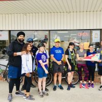 May 2019 Another great night of running with Running Free Orangeville and RBC employees. image